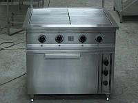 Плита 4-х конфорочная электрическая с духовкой