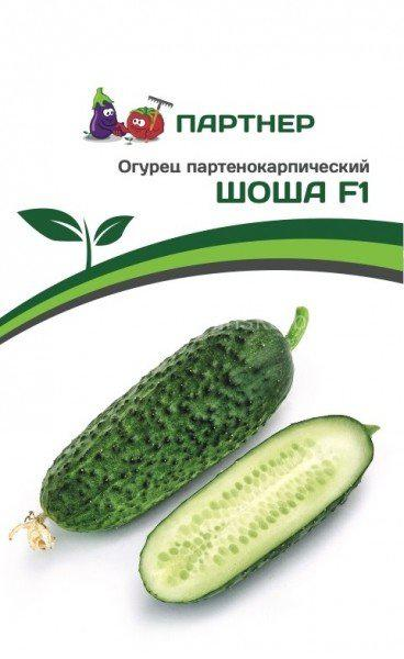 Семена огурцов Шоша F1, 5шт