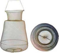 Садок рыболовный металлический круглый 30см