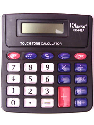 Калькулятор KENKO KK-268A, фото 2