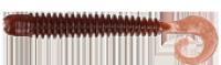 Силиконовая приманка Kalipso Frizzle Curly Tail 2.5'' 110 C для ловли рыбы, 10шт, New2017, искусственные приманки для рыбалки Kalipso, рыболовные