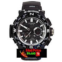 Часы  MTG-1000 Черные с белым