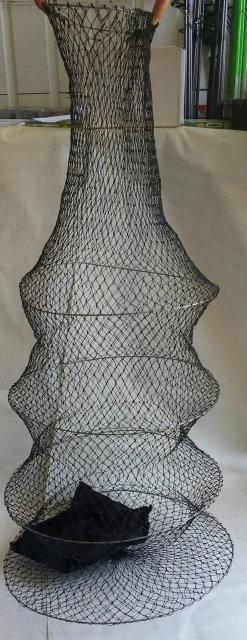 Садок рибальський круглий 4 секції
