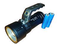 Тактический ручной фонарь POLICE BL-T801-9