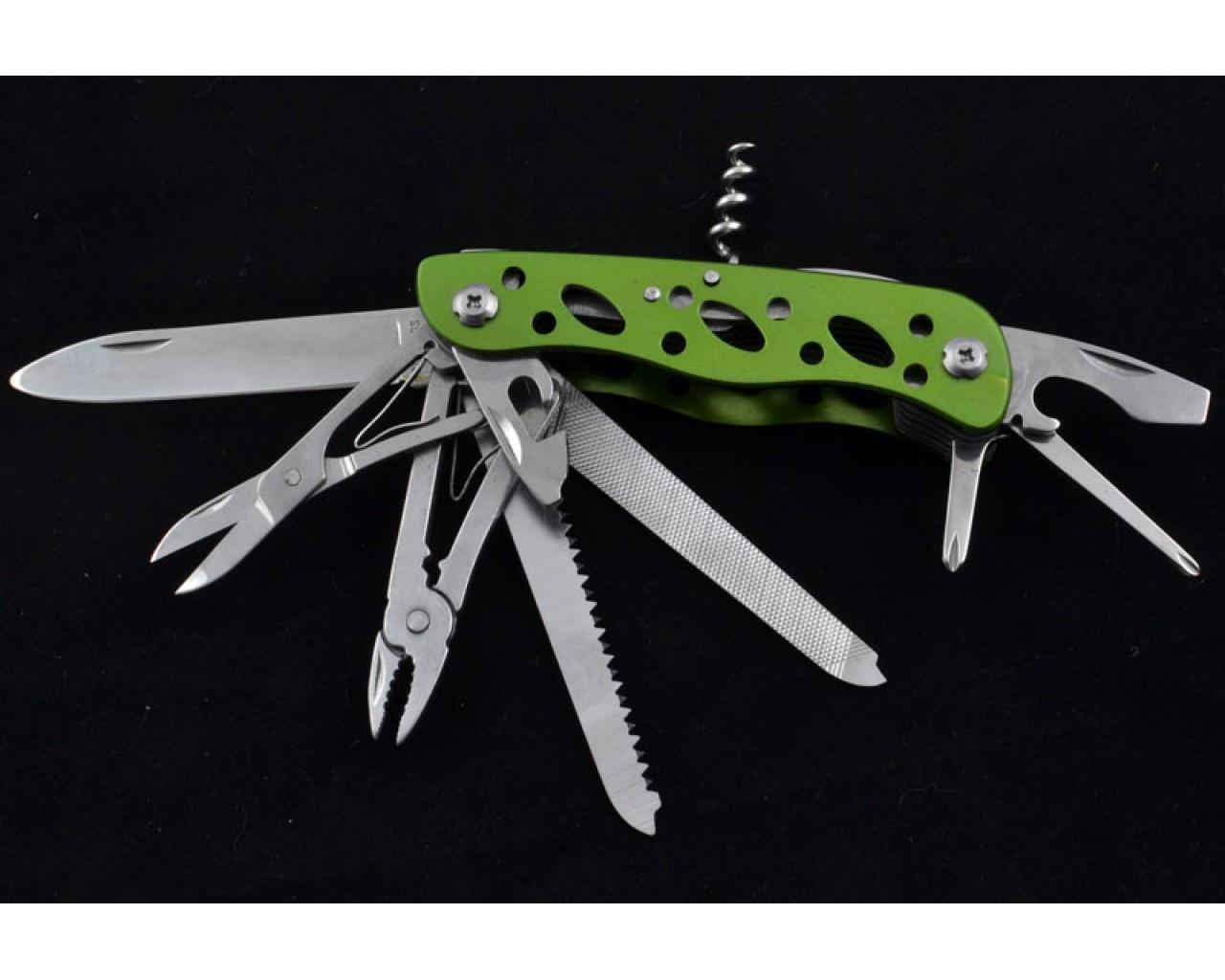 Нож складной многофункциональный EDC НК-104