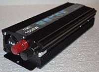 Автомобильный инвертор, преобразователь напряжения UKC 12/220 1500w