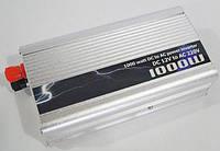 Автомобильный инвертор, преобразователь напряжения  TBE 12/220 1000w, фото 1