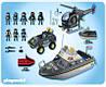 Playmobil 5844 Поліція - мега сет (Плеймобил конструктор Полиция - мега сет), фото 2