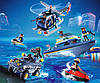 Playmobil 5844 Поліція - мега сет (Плеймобил конструктор Полиция - мега сет), фото 3