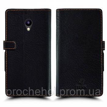 Чехол книжка Stenk Wallet для Meizu M6 Чёрный