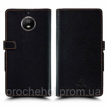 Чехол книжка Stenk Wallet для Motorola Moto G5S Чёрный