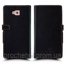 Чехол книжка Stenk Wallet для Asus ZenFone Live (ZB553KL) Чёрный