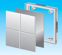 Ревизионный люк (дверца) под керамическую плитку SEMIN 400х400