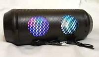 Музыкальная bluetooth колонка MP3 FM Q610 с подсветкой