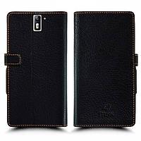 Чехол книжка Stenk Wallet для OnePlus One Чёрный