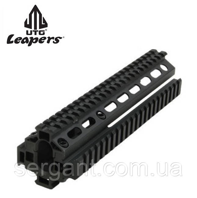 Цевьё для СКС с 4 планками Вивер/Пикатинни  UTG Leapers MNT-HG569SA (США)