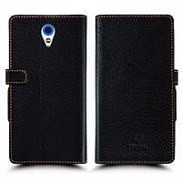 Чехол книжка Stenk Wallet для HTC Desire 620G Duo Чёрный