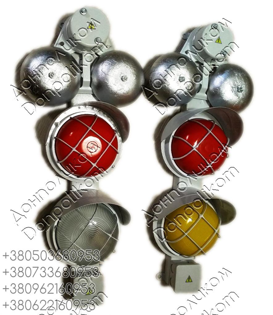 ПС-2 v1 - посты сигнальные со звонком МЗМ-1
