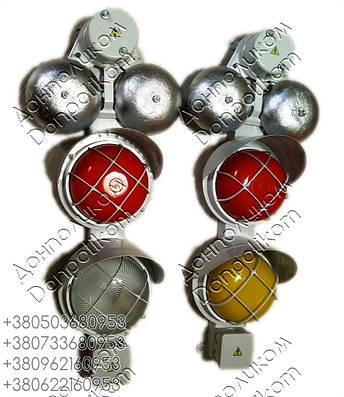 ПС-2 v1 - посты сигнальные со звонком МЗМ-1, фото 2