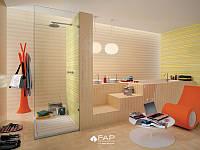Керамическая плитка для ванн Fap Suite