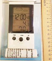 Настольные часы метеостанция WSD-2