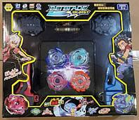 Бейблейд Beyblade TD-999-64, Игрушка Волчок (комплект 4шт)