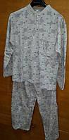 Пижамы мужские байковые