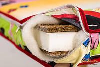 Матрас детский (кокосовое волокно, поролон)