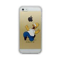 Чехол-накладка Homer Simpson для iPhone 5/5S - Гомер