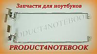 Петли для ноутбука LENOVO G580, G580A, G585, ВАРИАНТ №2 (33.4sh02.013+33.4sh03.013) (левая+правая)