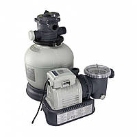 Песочный фильтр-насос Intex 28646 (16 КГ - 8000 Л/Ч)