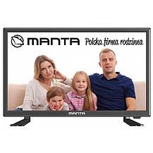 Телевизор MantaLED220Q7(50 Гц,Full HD,DVB-C/T,Dolby Digital 2 x 3 Вт), фото 2
