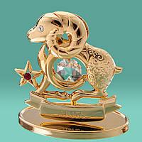 Знак зодиака Овен с кристаллами Сваровски 0257-001