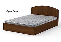 Кровать 140 ДСП Компанит Полуторная кровать