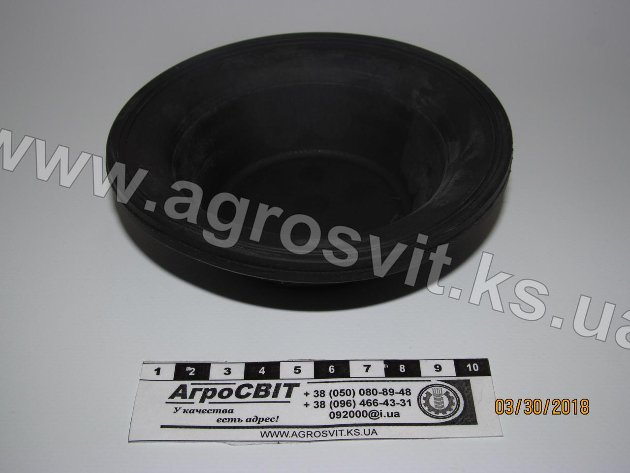Диафрагма тип 9 Euro (глубокая), кат. № RD 095-9D
