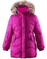 Куртка-пуховик зимняя для девочки Reima Usvat 531230, цвет 4620