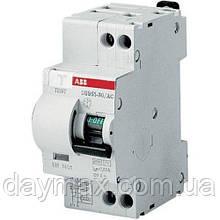 Дифавтомат ABB DS951 AC-С10 / 30mA