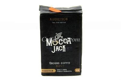 Кофе молотый Mocca Jack, 250 г.