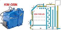 Котлы  WICHLACZ KW-GSN 350 кВт