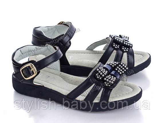 Детская летняя обувь. Детские босоножки бренда ВВТ для девочек (рр. с 32 по 37), фото 2