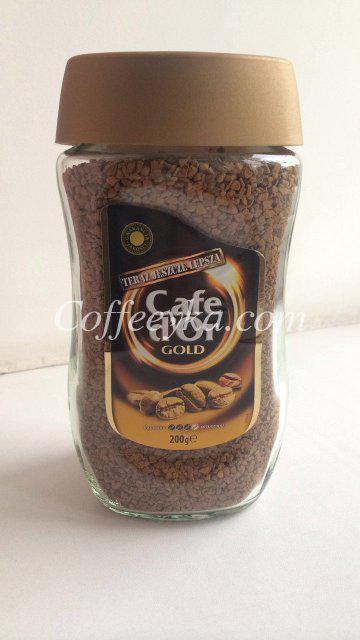КОФЕ РАСТВОРИМЫЙ CAFE D'OR GOLD 200 Г С/Б