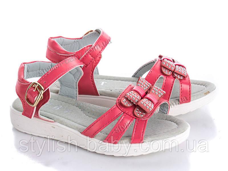 Детская летняя обувь. Детские босоножки бренда ВВТ для девочек (рр. с 32 по 37)