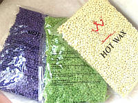 Воск гранулированный HOT WAX 1 кг