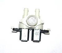 Клапан заливной для стиральной машинки Indesit/Ariston С00116159(2/90,D=12mm,оригинал в упаковке Indesit)