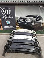 Задний бампер БМВ Х5 Е70 М-пакет рестайл BMW X5 E70