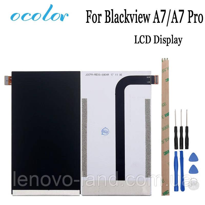 LCD дисплей для Blackview A7 / A7 pro (Экран)