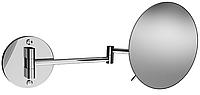 Зеркало косметическое, увеличение Х3 IMPRESE 181222
