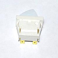 Вимикач світла механічний для холодильника Indesit/Ariston/Stinol C00851157