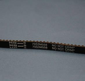 Ремень для хлебопечки 558 3M 70S 186 зубьев, фото 2
