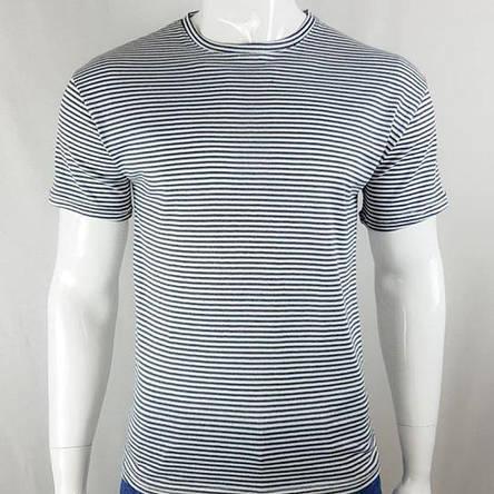 Тельняшка футболка мужская, хлопок, фото 2